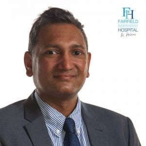Mr Rajaganeshan Consultant Colorectal Surgeon St Helens Merseyside, near Liverpool, Manchester and Wigan
