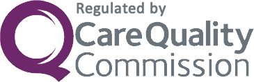 Care Quality Commission Accreditation Badge