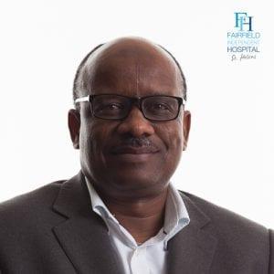 Dr Abba Alkali Consultant Dermatologist