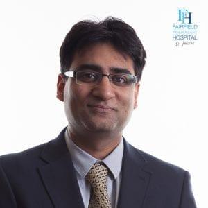Dr Ash Bassi Consultant Gastroenterologist