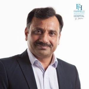 Dr Hifz Aniq Consultant Radiologist