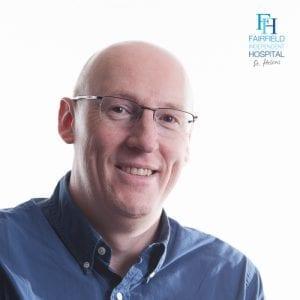 Dr John McLindon Consultant Gastroenterologist