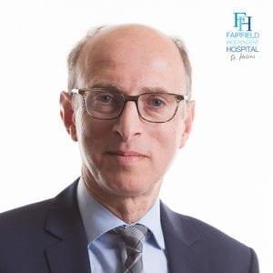 Dr Malcom Steiger Consultant Neurologist