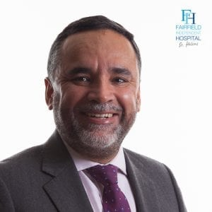 Mr Altaf Khattak Consultant Urological Surgeon