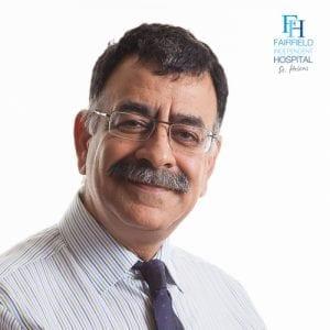 Mr Anil Kaul Consultant General Surgeon