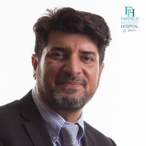 Mr Azha Iqbal Consultant Plastic Surgeon