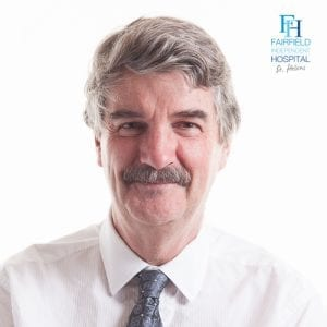 Mr Ian Marsh Consultant Ophthalmologist Surgeon