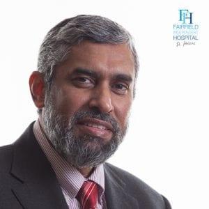 Mr Iftikhar Khan Consultant General Surgeon