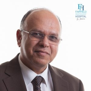 Mr Khushroo SuraliwalaConsultant Orthopaedic Surgeon