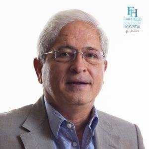 Mr Mukesh Hiranandani Consultant Ophthalmologist Surgeon