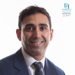 Mr Sajjad Ahmad Consultant Ophthalmologist