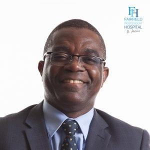Mr Tim Kundodyiwa Consultant Gynaecologist