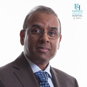 Mr Vijay Pothula Consultant Ear, Nose and Throat Surgeon Manchester and Greater Manchester