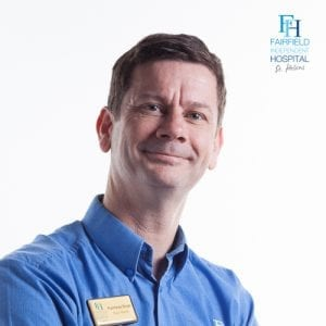 Paul Marsh Physiotherapist