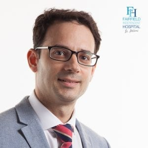 Professor Kayvan Shokrollahi Consultant Plastic and Laser Surgeon