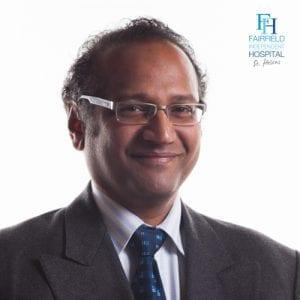 Mr Nolan Cota Consultant Ophthalmologist Surgeon