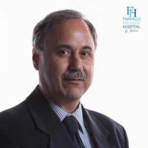 Dr Ravish Katira Consultant Cardiologist