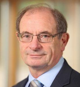 Cyril Barratt, Fairfield Independent Hospital Chairman