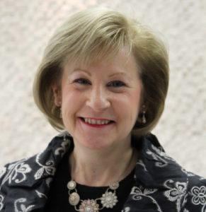 Carolyn Dodwell, Fairfield Hospitals Vice Chairman